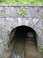 Culvert beneath the Leeds Liverpool Canal - geograph.org.uk - 1317562.jpg