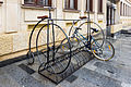 Cycle rack, Bratislava (20160109-IMG 3415).jpg
