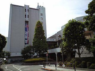 Chōfu, Tokyo City in Kantō, Japan