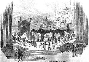 Boston Museum (theatre) - Image: Cyprus finale