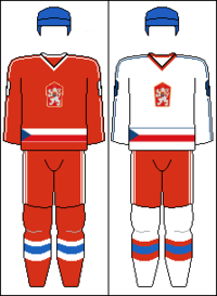 Czechoslovakia national hockey team jerseys (1985).png