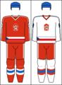 Czechoslovakia national hockey team jerseys (1985).png