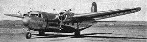 Douglas DC-5 - A Douglas DC-5, circa 1939.
