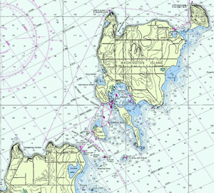 Washington Island (Wisconsin) - Washington Island
