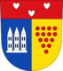 Coat of arms of Glees