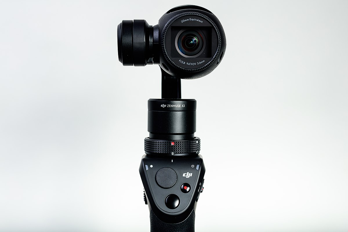 Osmo Camera Wikipedia