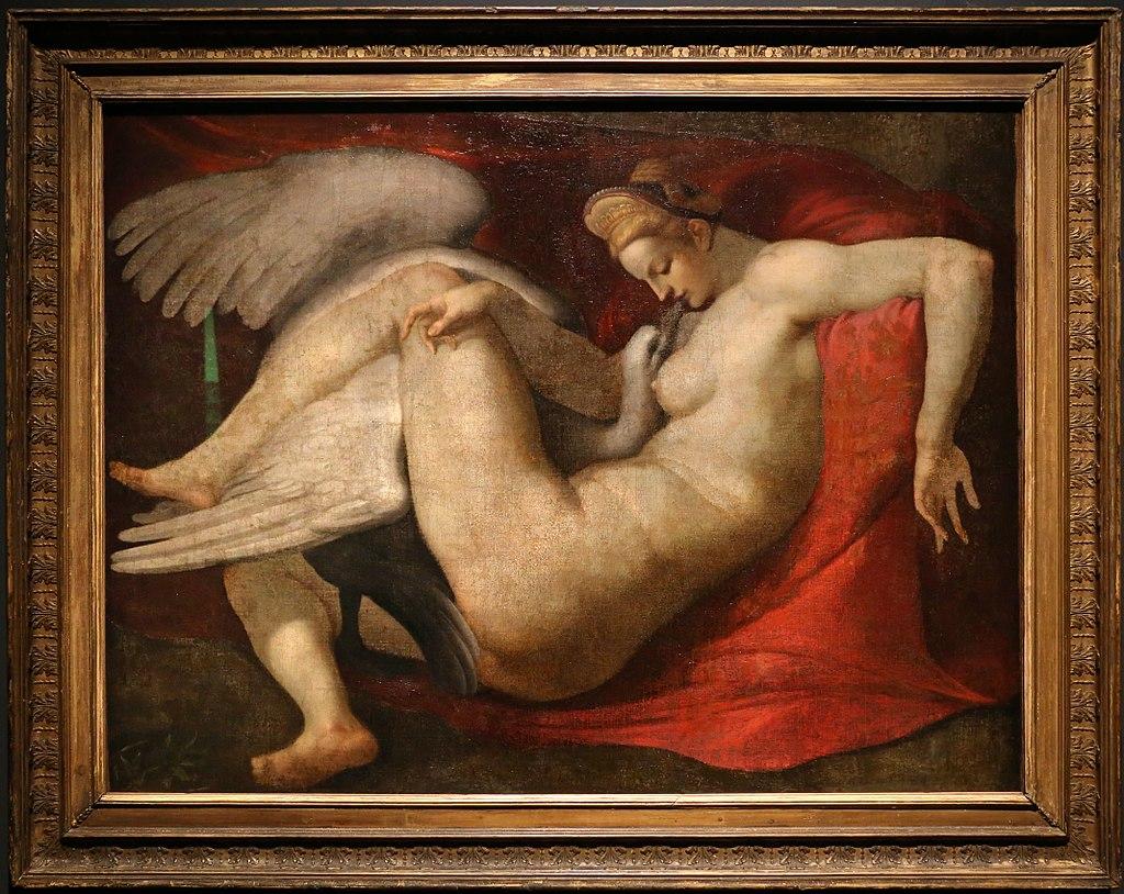 Da michelangelo, leda e il cigno, post 1530 (national gallery) 01