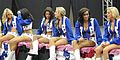 Dallas Cowboys Cheerleaders Performance - U.S. Army Garrison Humphreys, South Korea - 21 December 2011 (6558016479).jpg