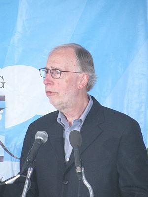 Dan Balz - reading at the 2014 Gaithersburg Book Festival