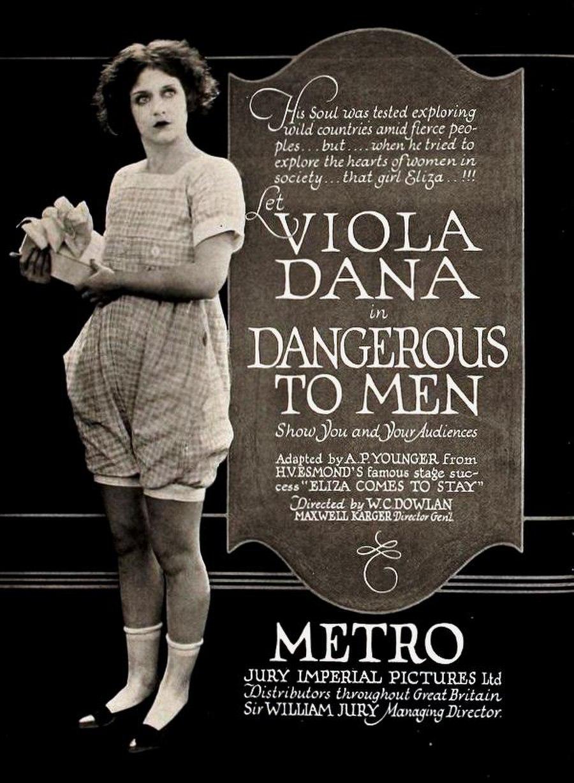 Dangerous to Men