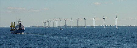 Wind power in Denmark - Wikipedia