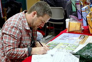 Dave Kellett American cartoonist