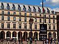 De Gaulle exhibition at the le Louvre des antiquaires, Paris, France.jpg