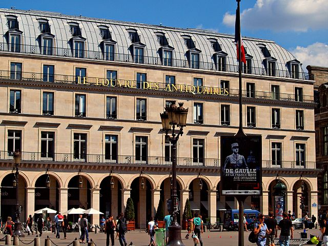 Grands Magasins du Louvre