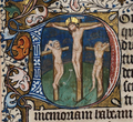De Grey Hours f.108.r Christ flanked by two thieves.png