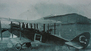 Airco DH.9 - Turkish DH-9