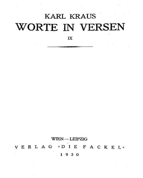 File:De Worte in Versen IX Kraus.djvu