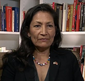 Puebloans - Debra Haaland, one of the first Native women elected for the House of Representatives, is puebloan (Laguna)