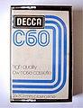 Decca compact cassette (9661592831).jpg