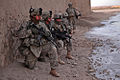 Defense.gov News Photo 110105-A-6463L-007 - U.S. Army soldiers from the 2nd Stryker Cavalry Regiment provide security during operation Air Wolf in Maiwand district Kandahar province.jpg