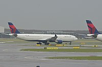 N814NW - A333 - Delta Air Lines