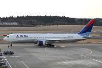 N175DZ - B763 - Delta Air Lines