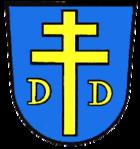 Wappen der Gemeinde Denkendorf