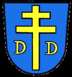 Denkendorf, Baden-Württemberg - Image: Denkendorf wappen