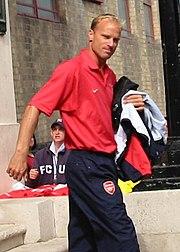 Dennis Bergkamp.