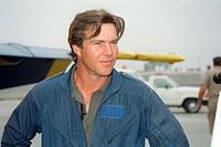 Dennis Quaid played the lead role of Michael Brody