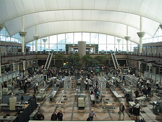Transportation in Colorado - Denver International Airport