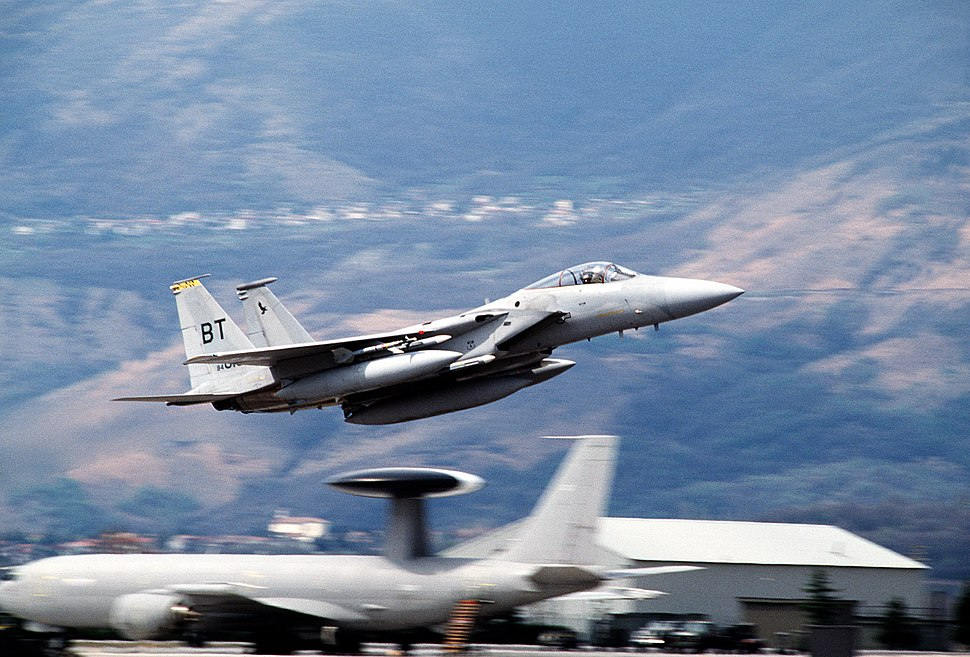 Deny Flight F-15