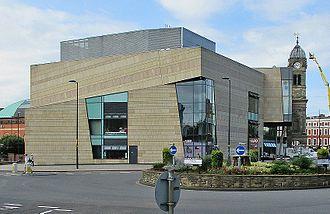 Feilden Clegg Bradley Studios - Image: Derby QUAD geograph 4085607 by John Sutton