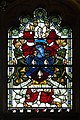 Derry Guildhall Great War Memorial Window 1 Upper Lights Detail Worshipful Company of Salters 2013 09 17.jpg