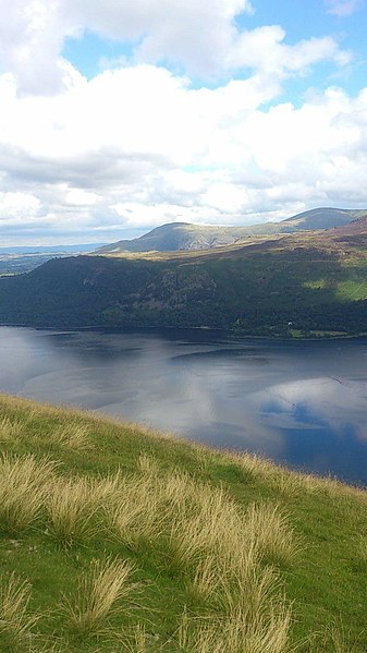 File:Derwent Water from Cat Bells, Lake District.jpg