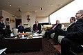 Desayuno de Trabajo del Sr. Canciller Ricardo Patiño con el Sr. Vicepresidente del Ecuador Lenin Moreno y José Miguel Insulza, secretario general de la OEA. (7171240104).jpg