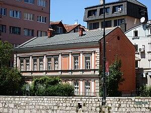 Despić House - Image: Despića kuća