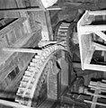 Detail binnenzijde, spoorwiel met dubbele rij kammen - Alphen aan den Rijn - 20007869 - RCE.jpg
