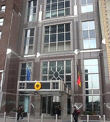 In deutsche visum konsulat rabat Botschaft (Austrian