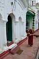 Devotee - South-west Shiva Temple - Char Mandir - Sibpur - Howrah 2013-07-14 1005.JPG