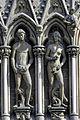 Die Statuen der Nidaros Kathedrale (mittlere Reihe). 09.jpg
