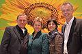 Die ersten vier Listenplätze Reiner Prigger, Sylvia Löhrmann, Barbara Steffens, Johannes Remmel.jpg