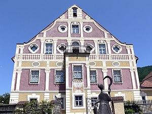 "Mary Howitt - ""Ansitz Mair am Hof"". The summer retreat in Dietenheim, near Brunico, 1871–1879"