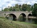 Dinham Bridge and River Teme - geograph.org.uk - 547492.jpg