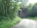 Disused railway bridge - geograph.org.uk - 485726.jpg