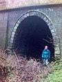 Disused tunnel, Nr Bramshall, North Staffs - geograph.org.uk - 66393.jpg