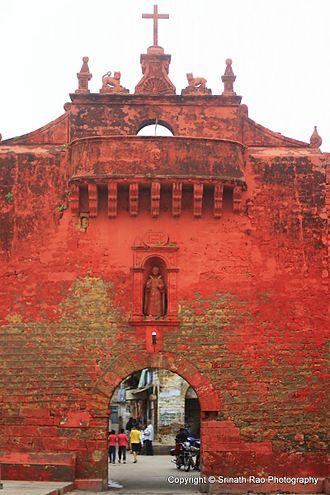 Diu, India - Zampa Gateway, Diu