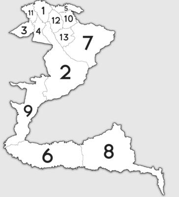Cantón de Desamparados - Wikipedia, la enciclopedia libre