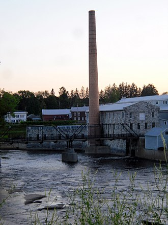 Dolge Company Factory Complex - Image: Dolge Company Factory Complex Alt View Jul 10