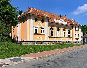 Dolní Loučky - Image: Dolní Loučky, Orlovna